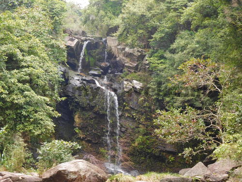Bride's Pool Waterfall