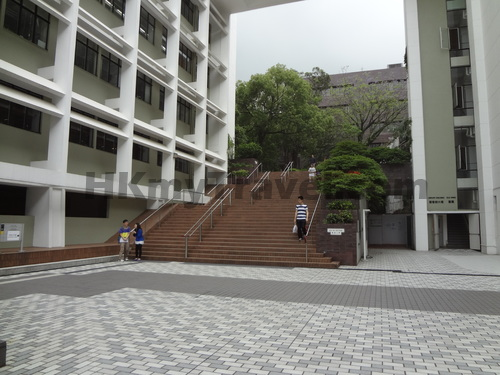 Sun Yat Sen Place The University of Hong Kong