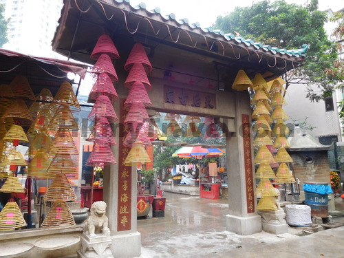 Tin Hau Temple Tsing Yi